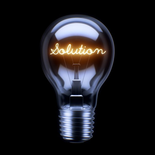 Solutions light